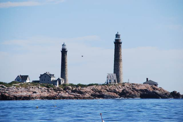 Thacher Island - one of our favorite destinations.
